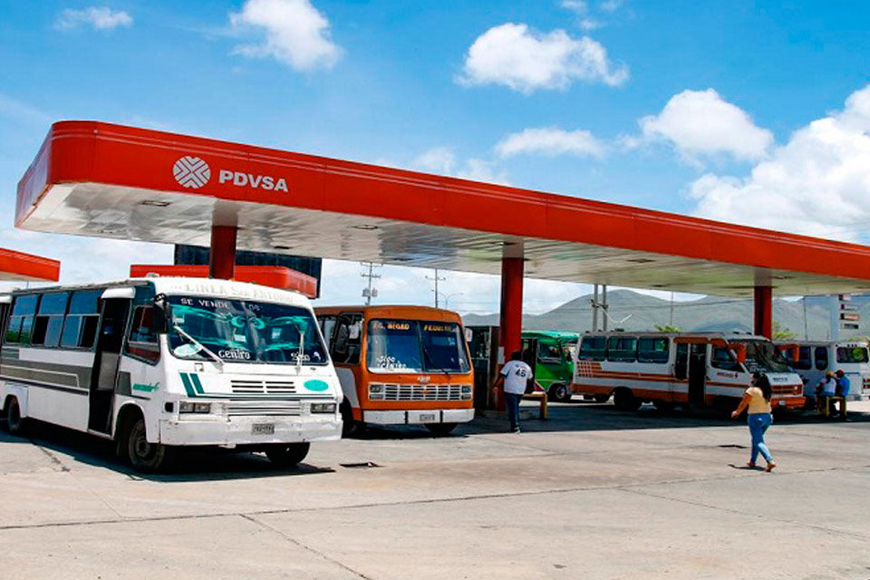 Tienen futuro el transporte a gasolina en Venezuela Zulia
