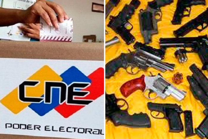 ¿Armas o votos?