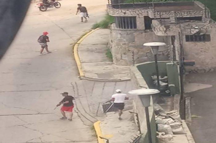 Enfrentamiento armado en la Cota 905 deja al menos dos muertos