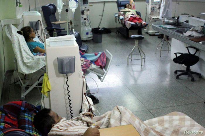 """""""Es impagable"""": el costo de hospitalizarse por coronavirus en Venezuela"""