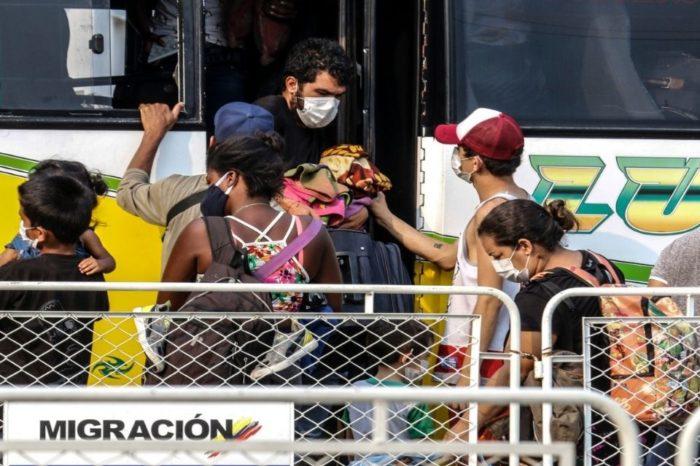 retorno de venezolanos