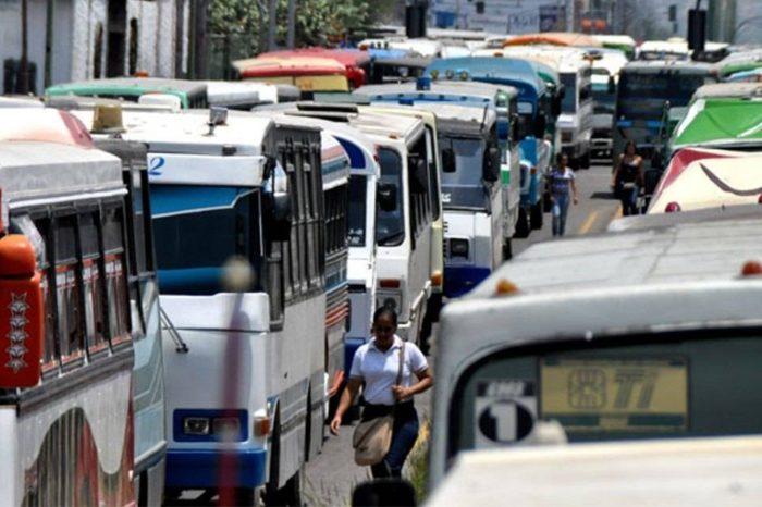 transportistas interurbano pasaje - comité usuarios