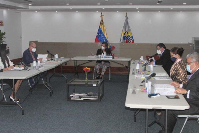 CNE elecciones junta directiva