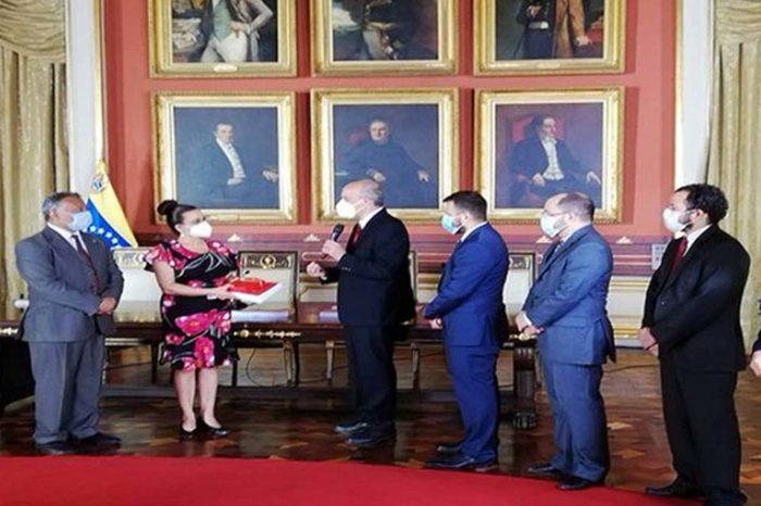 Ley de presupuesto Ricardo Menéndez