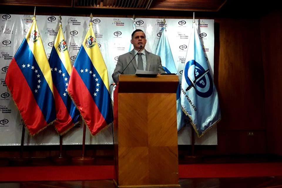 Ministerio Público narcotráfico Acosta Arévalo - Güiria - mp