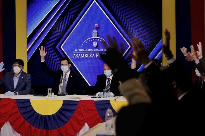 Aprobación consulta popular Guaidó migrantes Asamblea Nacional AN