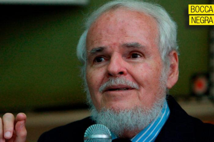 Luis Britto García promete ser obediente, por Sebastián Boccanegra