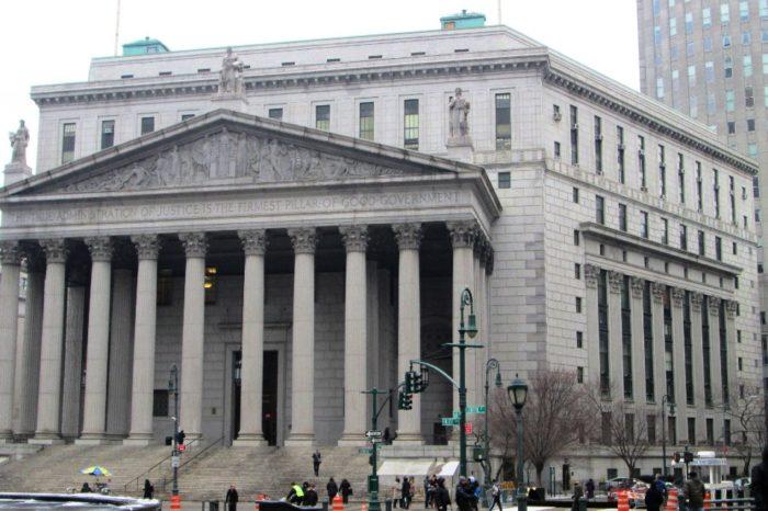 Corte Nueva York Bonos 2020 Pdvsa