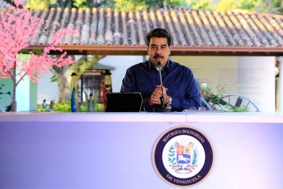 Nicolás Maduro - Flexibilización