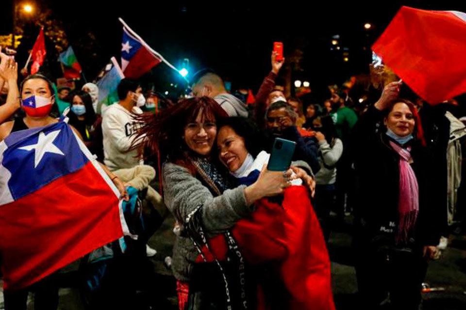 El pueblo de Chile decidió