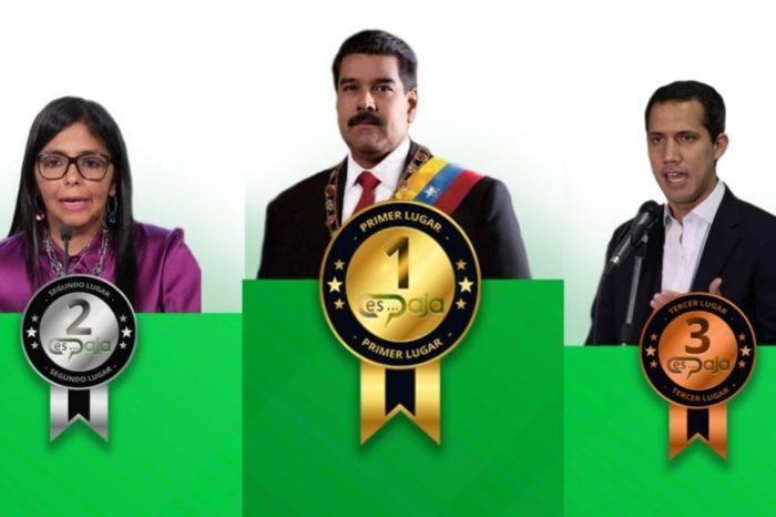 Maduro es el personaje público con más declaraciones falsas verificadas por EsPaja