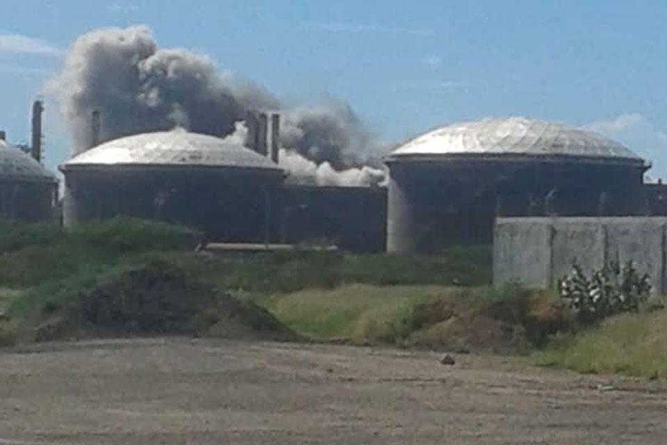 Explosión en Amuay