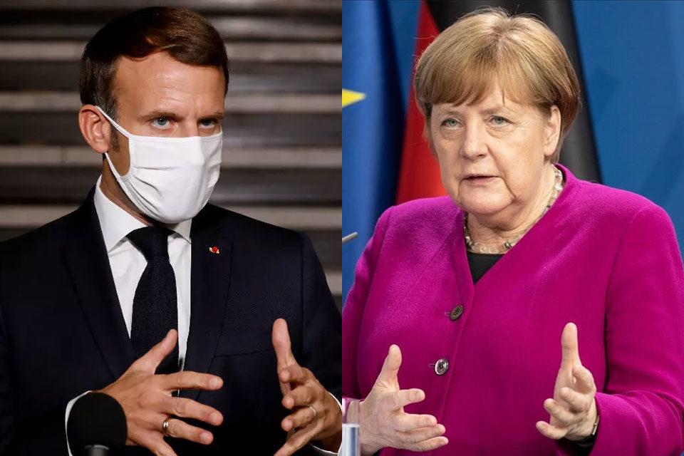 Francia y Alemania retoman confinamiento parcial