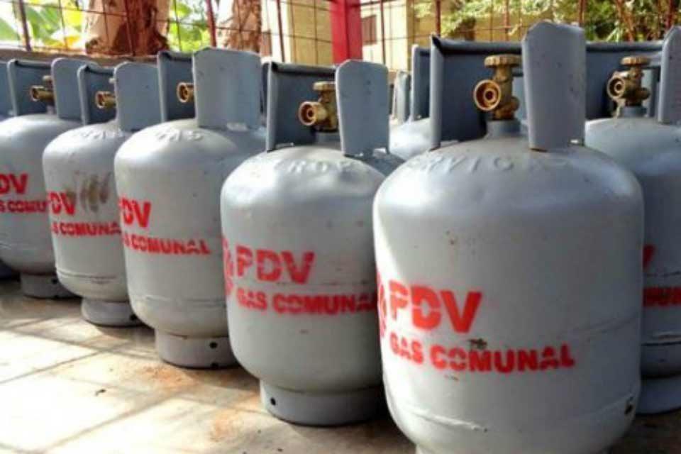 gas doméstico