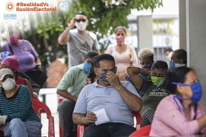 #GuachimánElectoral | Las protestas sociales dominaron Twitter sobre las elecciones
