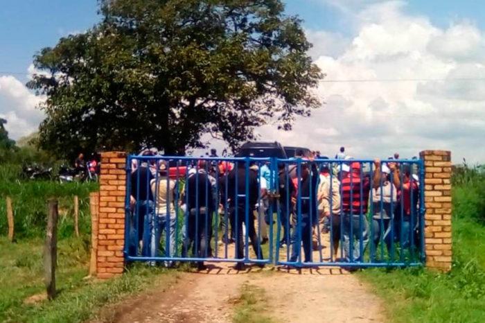 INTI autoriza invasión de finca en Zulia