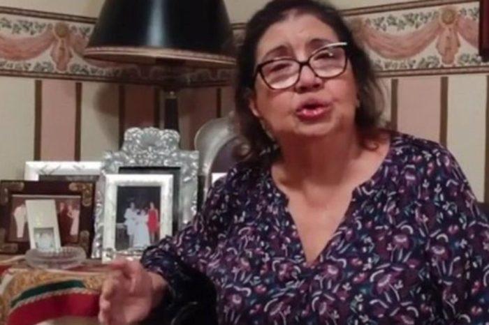 Madre de Roland Carreño ratifica que su hijo está bien y recluido en El Helicoide