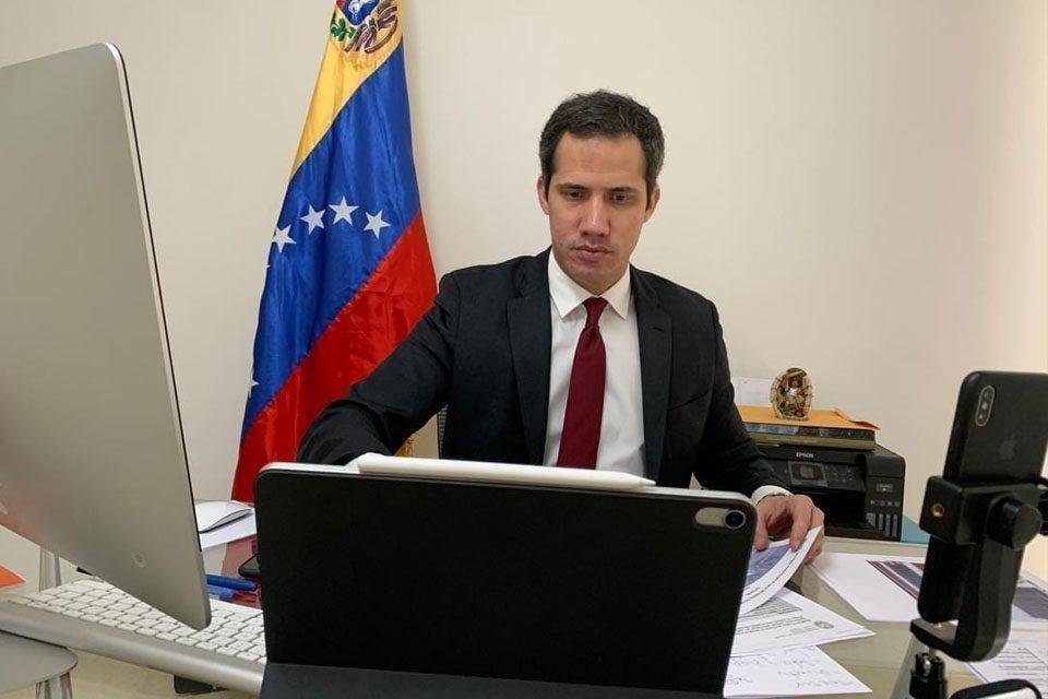Juan Guaidó octubre 2020