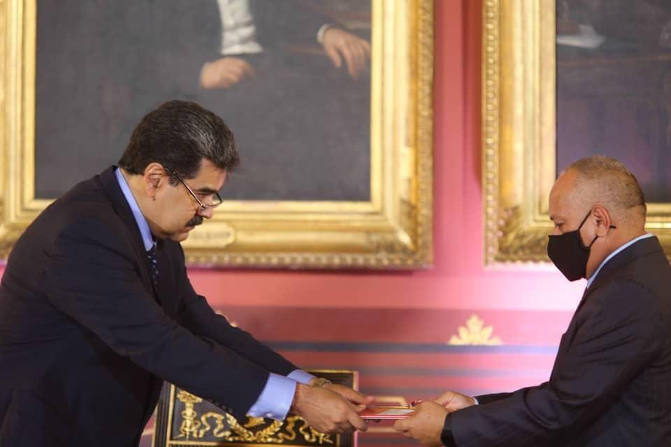 Ley Antibloqueo de Nicolás Maduro