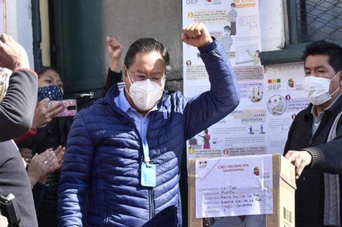 Triunfo del MAS en Bolivia da lección a la región sobre democracia y alternancia política