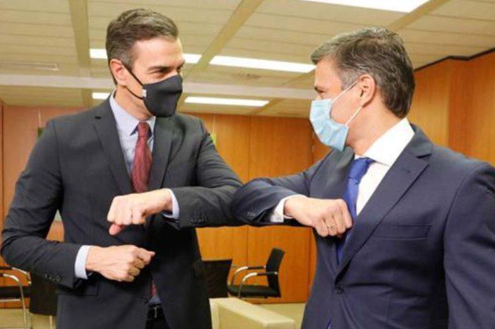 Presidente español recibió a Leopoldo López en una sede del PSOE