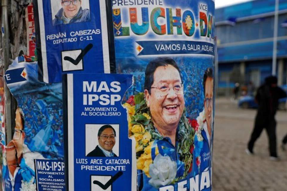 MAS gana elecciones en Bolivia