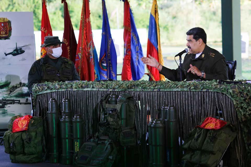 Maduro da detalles sobre el Plan República
