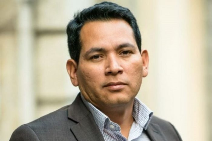 Marco Ponce: La fuerte represión no impedirá que la gente continúe con las protestas