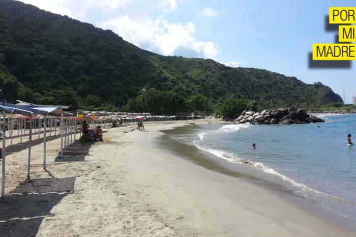 Naiguatá playas por mi madre