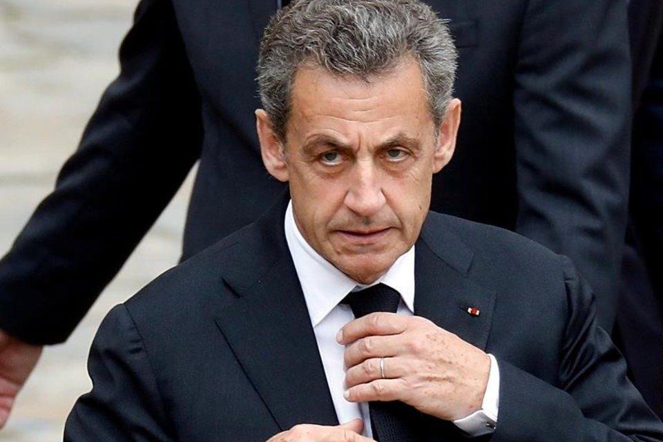 """Imputado Nicolas Sarkozy por """"conspiración"""" para financiar campaña"""