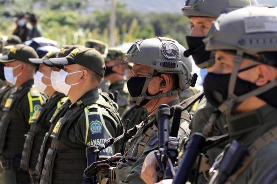 Operación Muralla - Trochas