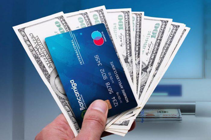 Tarjetas de débito Bancamiga