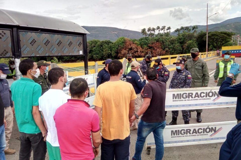 Tren de Aragua Colombia 30.09.2020