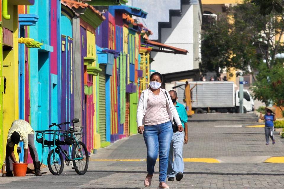 El turismo no esperó por Maduro