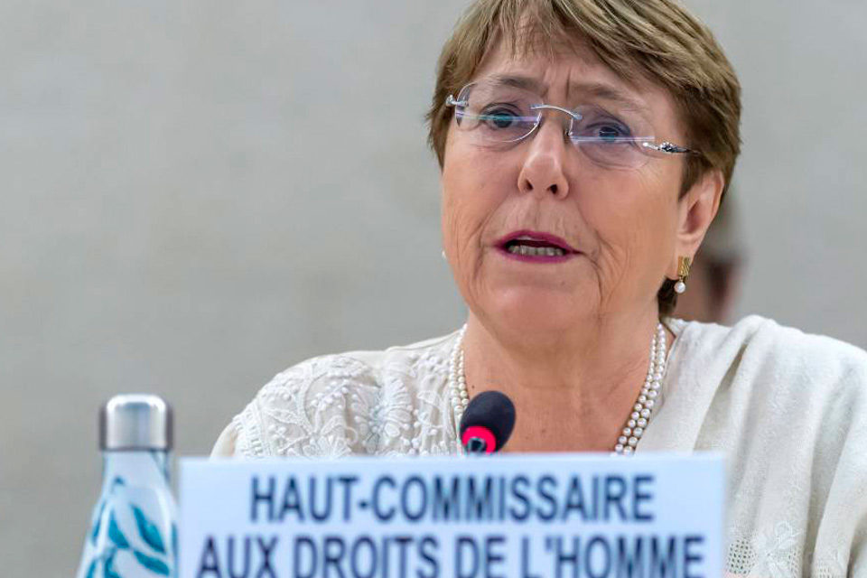 Coronavirus Bachelet Salvador Franco Israel