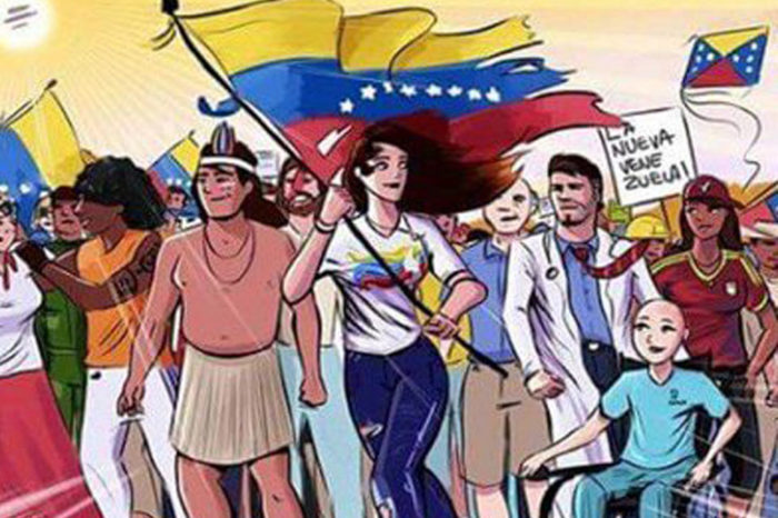 Venezuela minimalista y austera, por Lidis Méndez