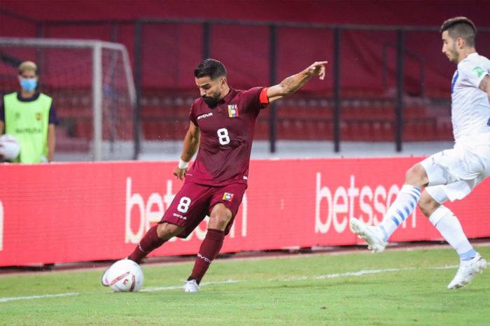Con un penal errado sobre el final del partido, la Vinotinto cayó 1 - 0 ante Paraguay