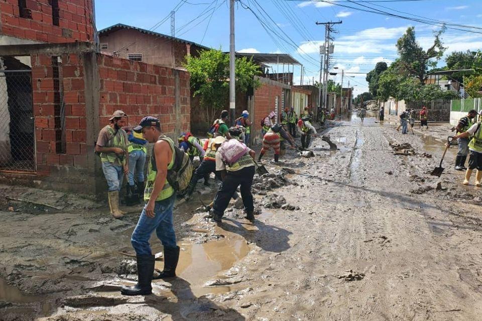 inundaciones Aragua 1