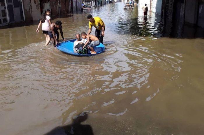 Aragua inundaciones