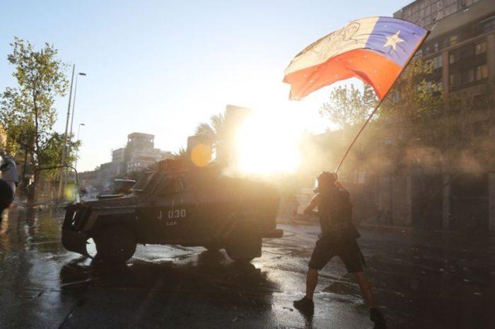 protestas chile 18.10.2020
