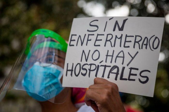 trabajadores sanitarios fallecidos