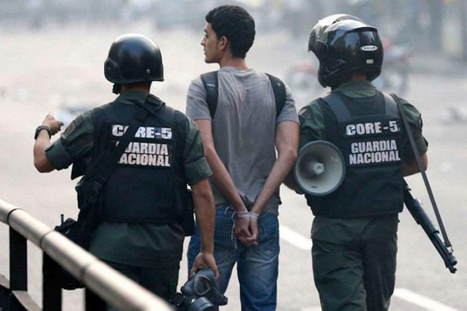 Detenciones arbitrarias CPI