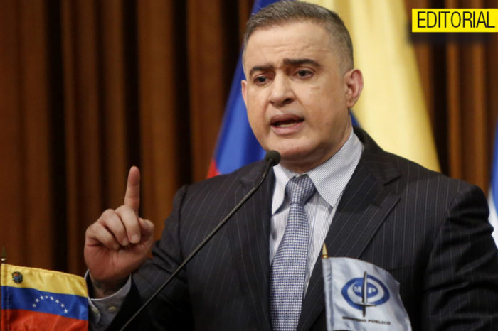 Tarek William Saab Ministerio Público