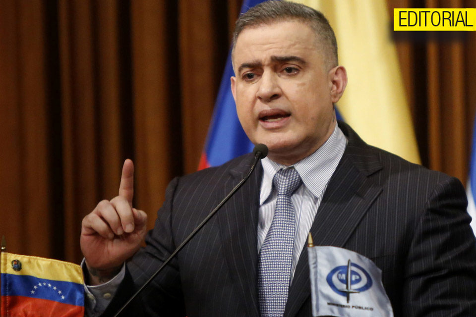 Tarek William Saab Ministerio Público