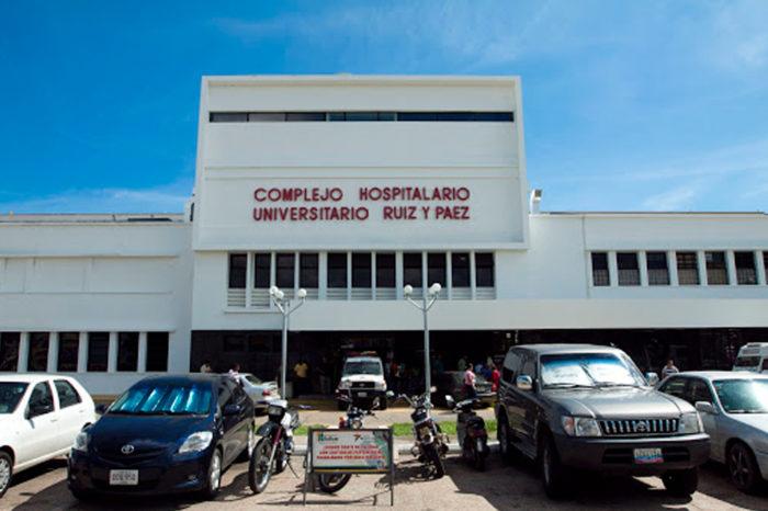 Hospital Ruiz y Páez estado Bolívar