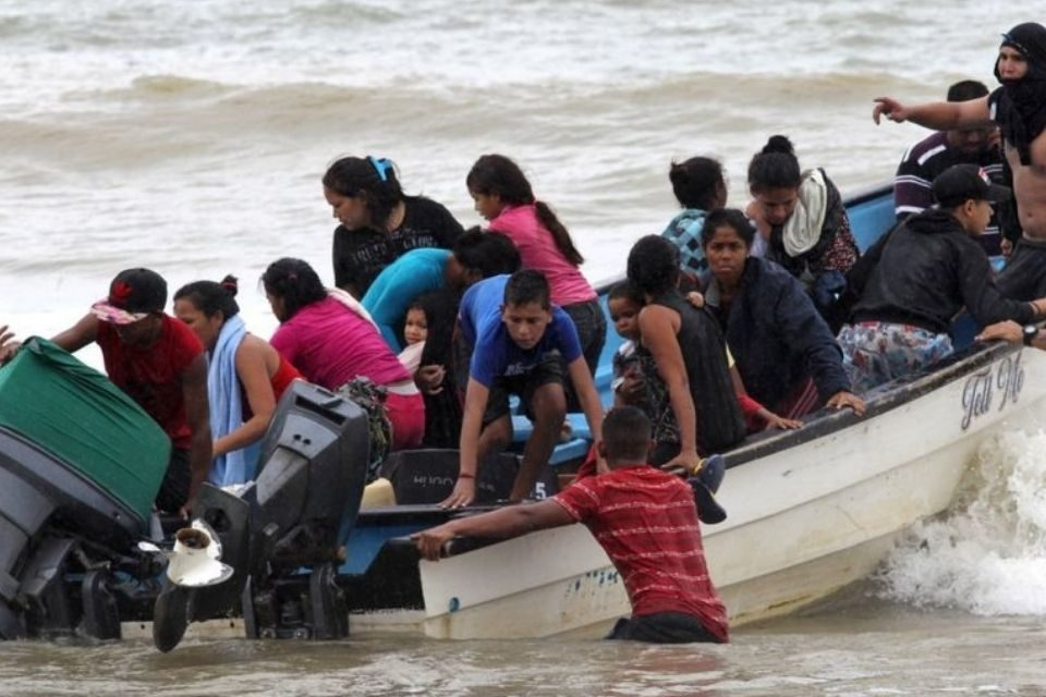 16 menores de edad Trinidad y Tobago