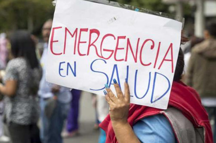 Salud. Protestas