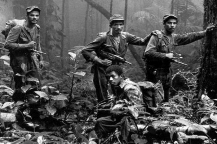 Guerrillas en Venezuela