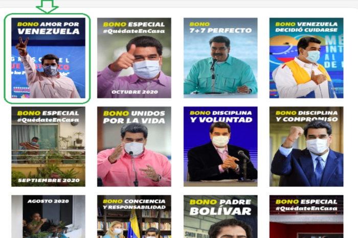 Bono Amor por Vebezuela