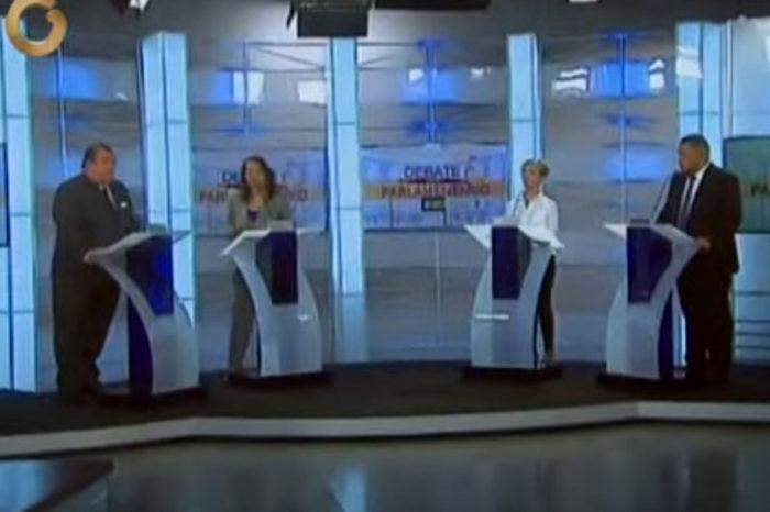 Debate de candidatos vuelve a centrarse en el pasado sin presentar propuestas